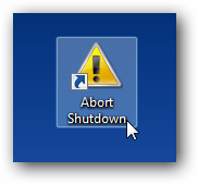 How to Stop Windows from Shutting Down
