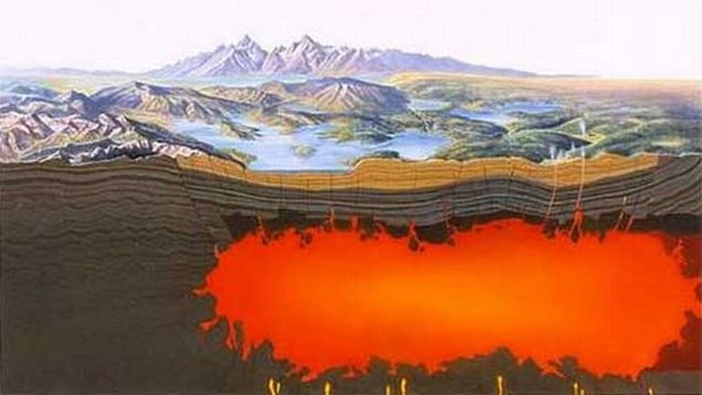 Yellowstone's megavolcano is more terrifying than we ever imagined