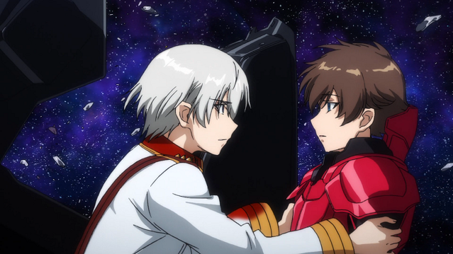 Dex's Review: Valvrave the Liberator