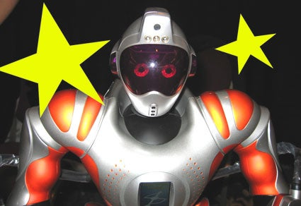 Robosapien Coming to the Big Screen