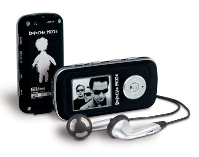 Depeche Mode i.Beat Vision MP3 Player