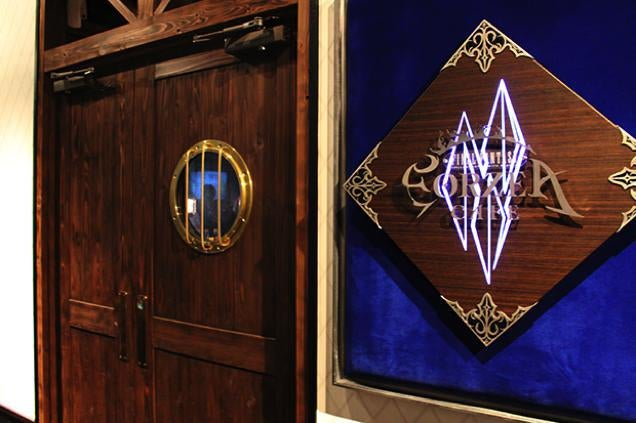 Tokyo's New Final Fantasy Cafe Is Beautiful