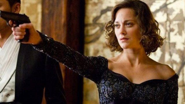 Marion Cotillard and Joseph Gordon-Levitt's Dark Knight Characters: Suspiciously Inconspicuous