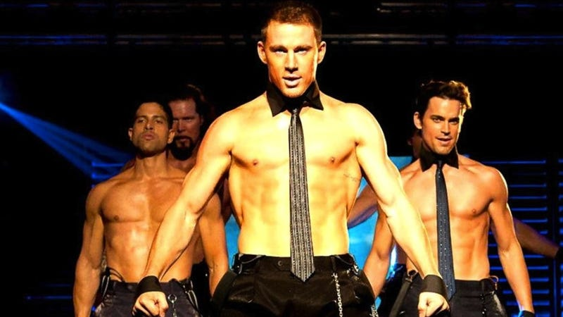 Magic Mike Will Bare All on Broadway
