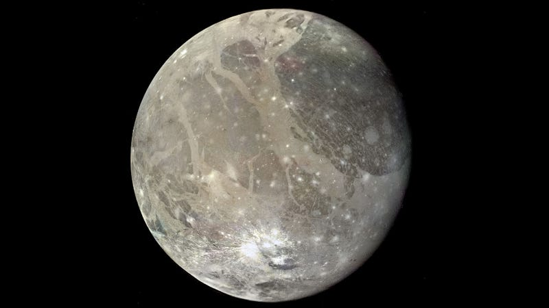 Russia is getting serious about a mission to Jupiter's moon Ganymede