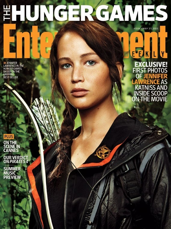 First image from the Hunger Games movie shows us reality TV deathmatch gear of the future