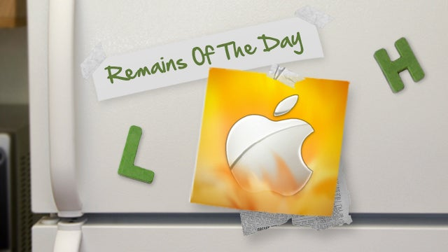 Remains of the Day: FBI Was Not the Source of Apple Device ID Leak