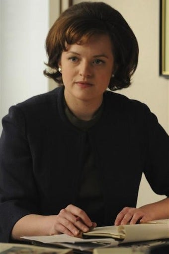 Earth-Shattering Mad Men News: Peggy Has A New Hairdo