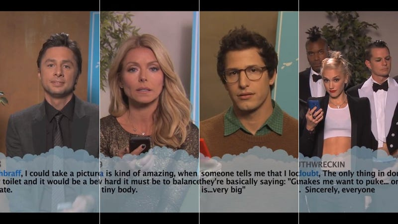 Is Jimmy Kimmel Making Fake Mean Tweets About Celebrities?