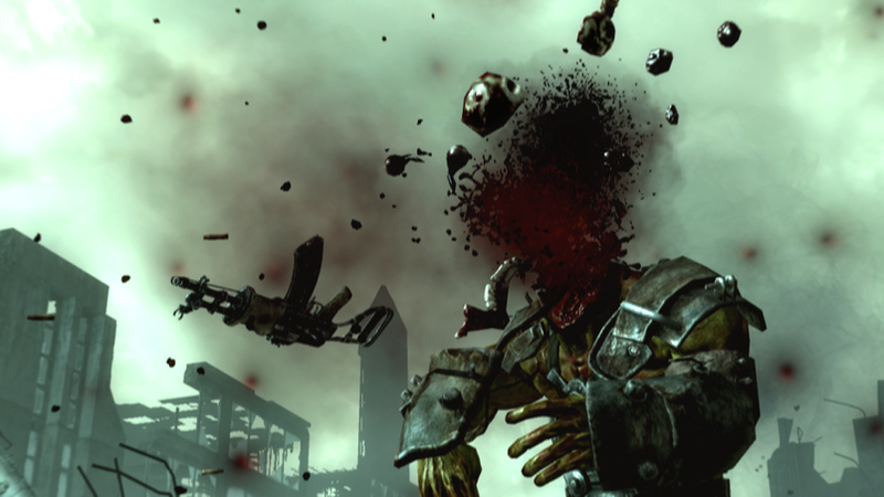 Fallout 3 DLC Announced For Playstation 3 and Two New DLC For All