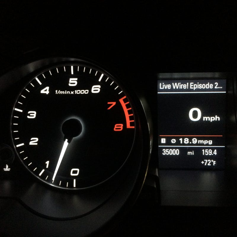35K Miles in just under 4 years
