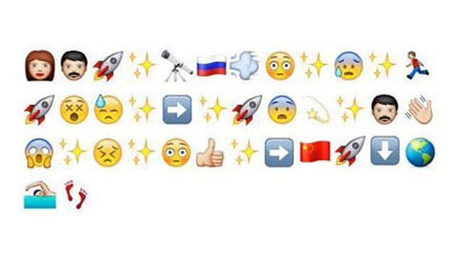 A Cheat Sheet to the Oscar Best Picture Nominees, Emoji Style