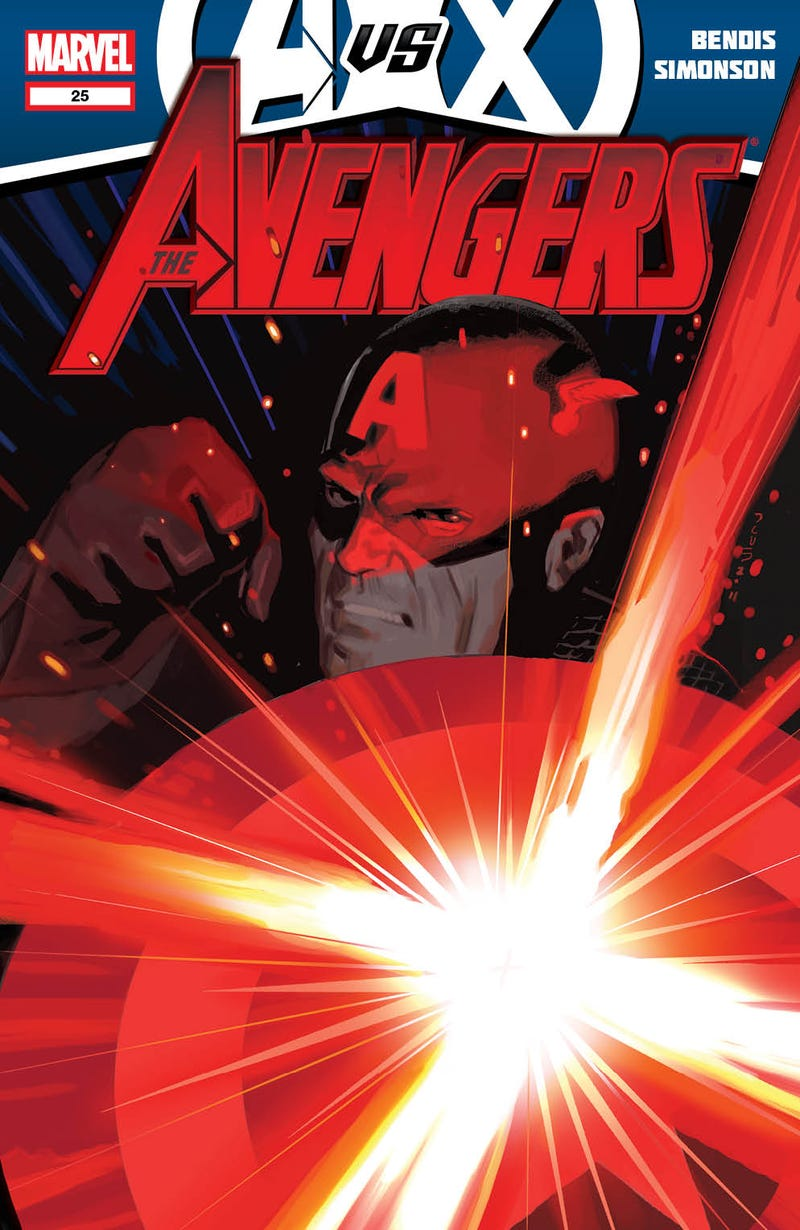 Who did Brian Michael Bendis recruit for his final arc on Avengers?