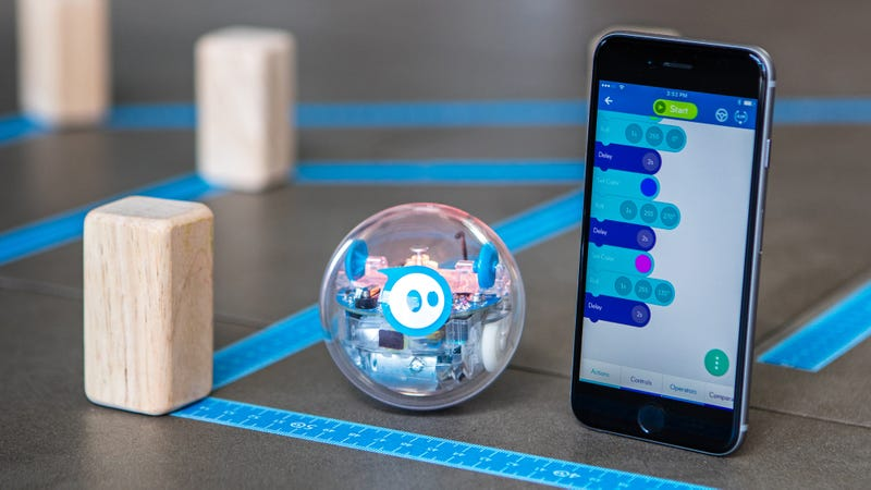 A Remote Control Ball Might Be the Most Enjoyable Way to Learn to Code