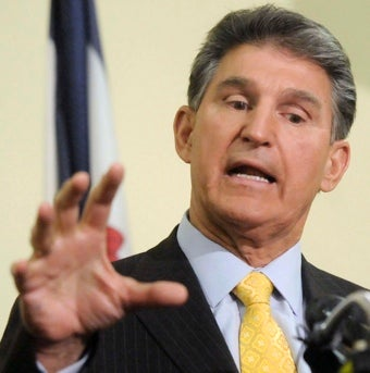 Will Joe Manchin Join the Republicans?