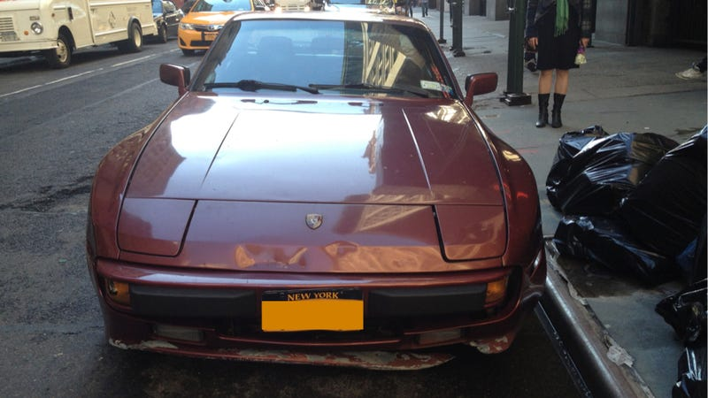 Just Because This Porsche 944 Is Beat Up Doesn't Mean It's A Beater