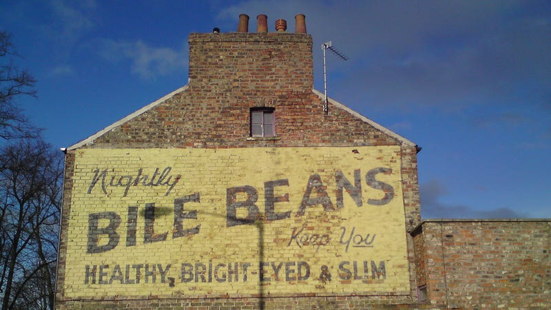 12 Ghostly Ads For Forgotten Brands