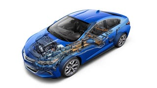GM's next hybrid system is hiding in the 2016 Chevy Volt
