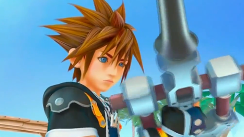 You'll Be Able to Play Kingdom Hearts III on Both Xbox One and PS4