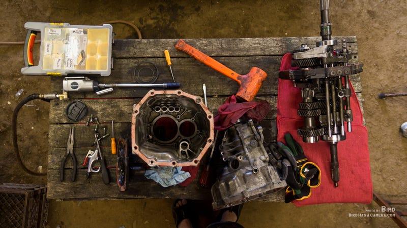 Imported From Japan: Z20 Soarer Rebuild In Kentucky, Part 1