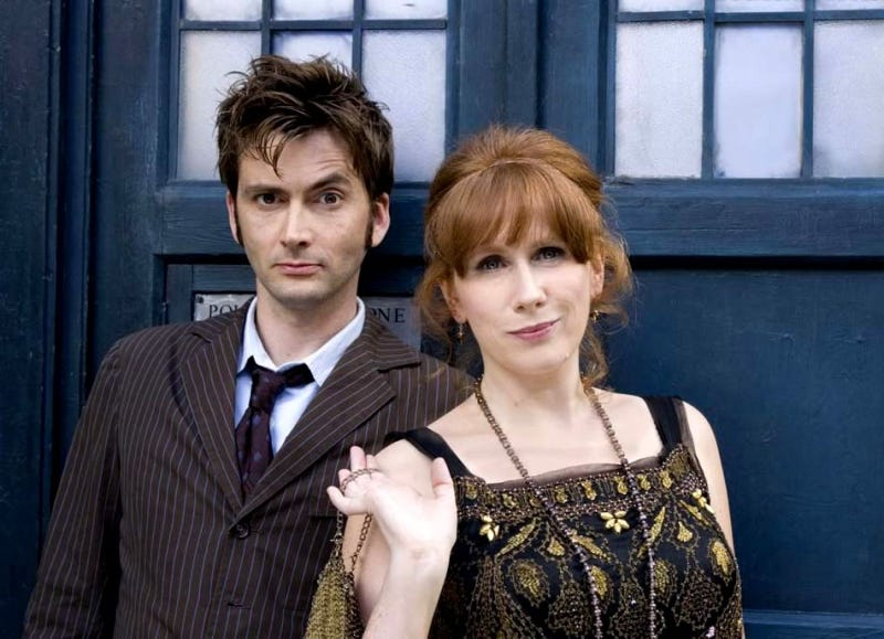 I've just finished Series 4 of Doctor Who and I have to admit…