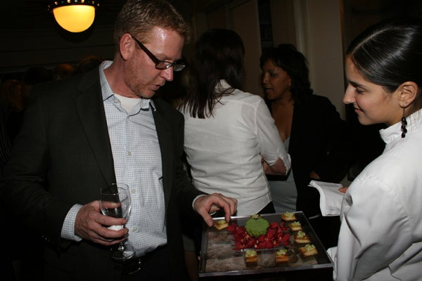 Erica Jong's Book Party For Ken Follett
