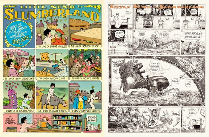 Crowdfund A Book Of New Little Nemo Comics By More Than 100 Creators