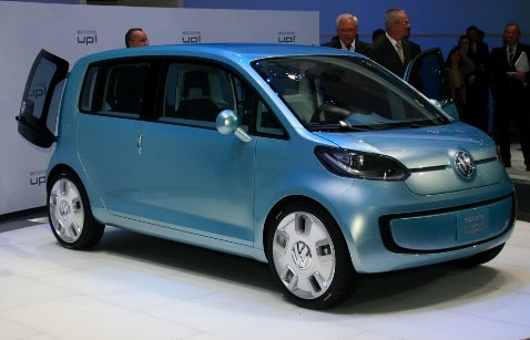 Fuel-Cell Version of VW Space Up! Concept Head to Los Angeles?