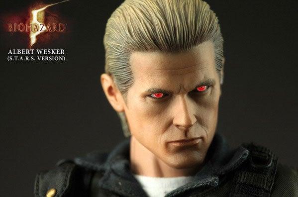 More Insanely-Detailed Resident Evil 5 Figures