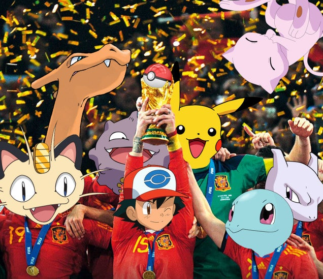 Kotaku 'Shop Contest: The Pokemon World Cup: The Winners!