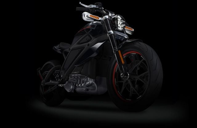 Black Widow Harley Davidson