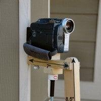 Build a DIY Camera Stabilizer to Capture Smooth Video