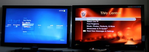 CableCARD Vista Media Center PC vs. Tivo Series 3
