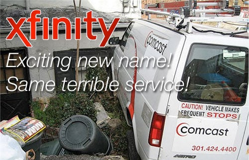 Let's Help Comcast Transition to Xfinity