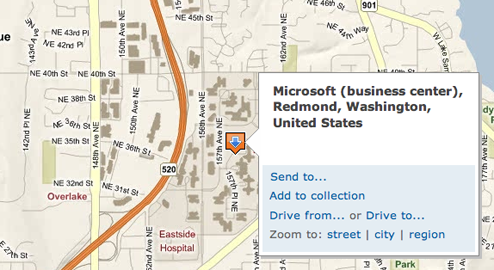 Microsoft's Live Maps Integrates Complex Clearflow Traffic Modeling Data To Tell You To Avoid Busy Streets