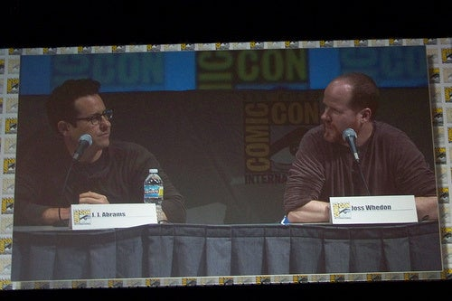 The five best moments from J.J. Abrams and Joss Whedon's Visionaries panel