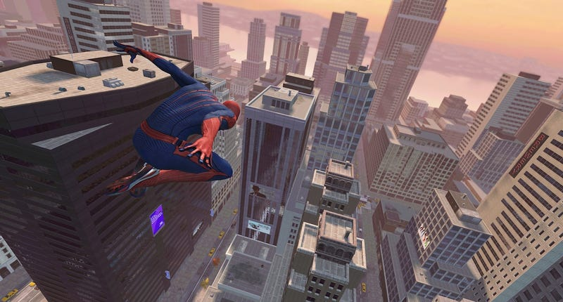 Finally, The Amazing Spider-Man Game Swings Back to the Gorgeous Open-World Action You've Been Waiting For