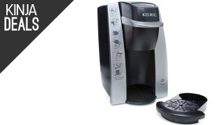 This Tiny Keurig Machine Has a Price to Match