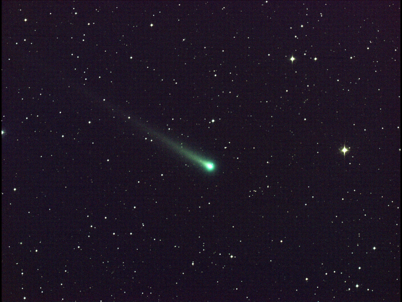 Seven Things to Know About Comets