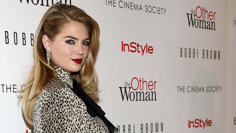Kate Upton Says You Should Pay More Attention to Her Butt