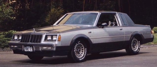 Forgotten Malaise Buick Grand National? Blasphemy! (125 HP!)