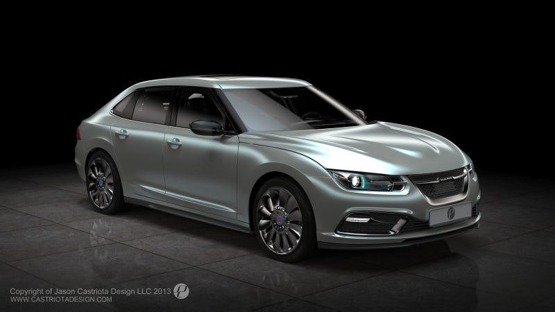Ask Saab 9-3 Phoenix Designer Jason Castriota Anything You Want