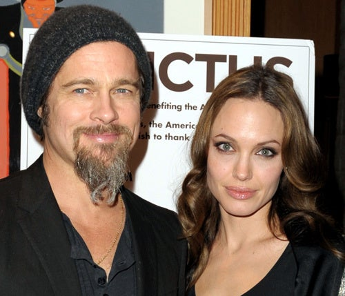 Star Reports: Brad And Angelina Splitting! (For Real This Time!)