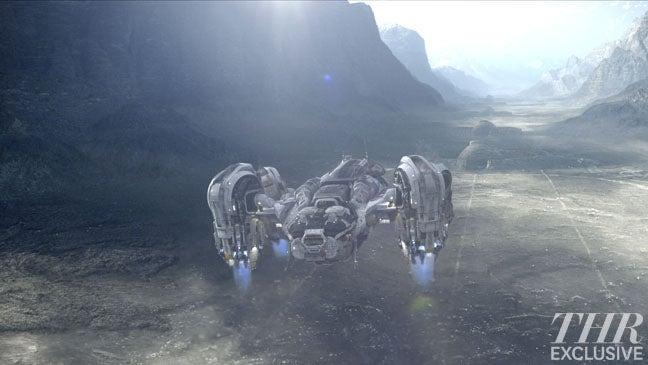 New Prometheus Images