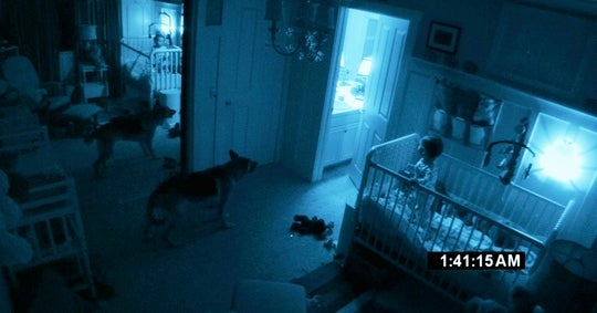 So... is Paranormal Activity 2 scary?