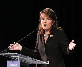 Sarah Palin Blames Arizona's Terrible Immigration Law on Barack Obama