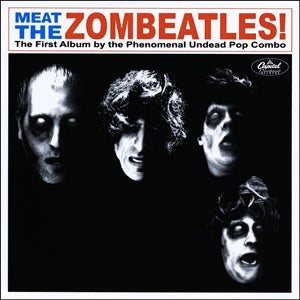 The Beatles are the Latest Victims of Zombiemania