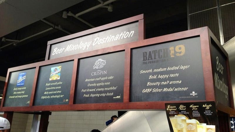 Yankee Stadium Has Renamed Its Craft Beer Stand That Doesn't Have Any Craft Beer