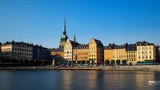 Good morning, Stockholm