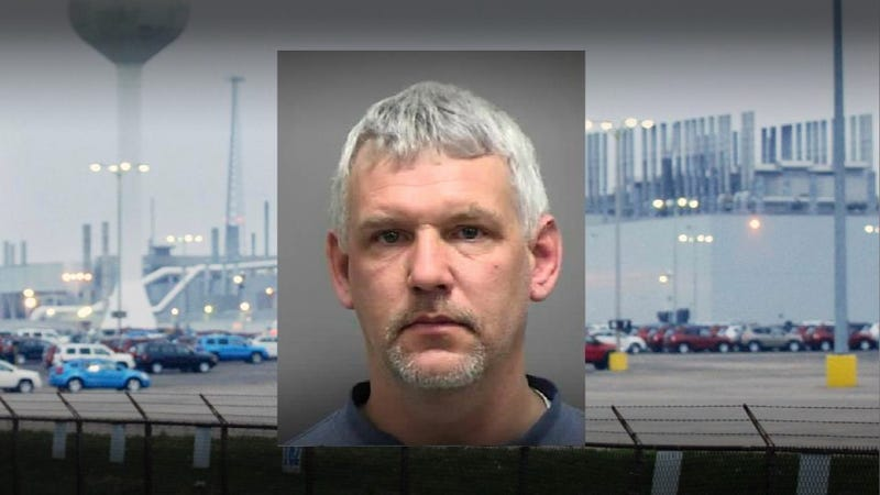 "Man Arrested For Fifth DUI Says He Was Drinking ""All Day"" At Chrysler Plant"